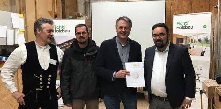 05.02.20: Chris Kühn MdB zu Besuch in Windach