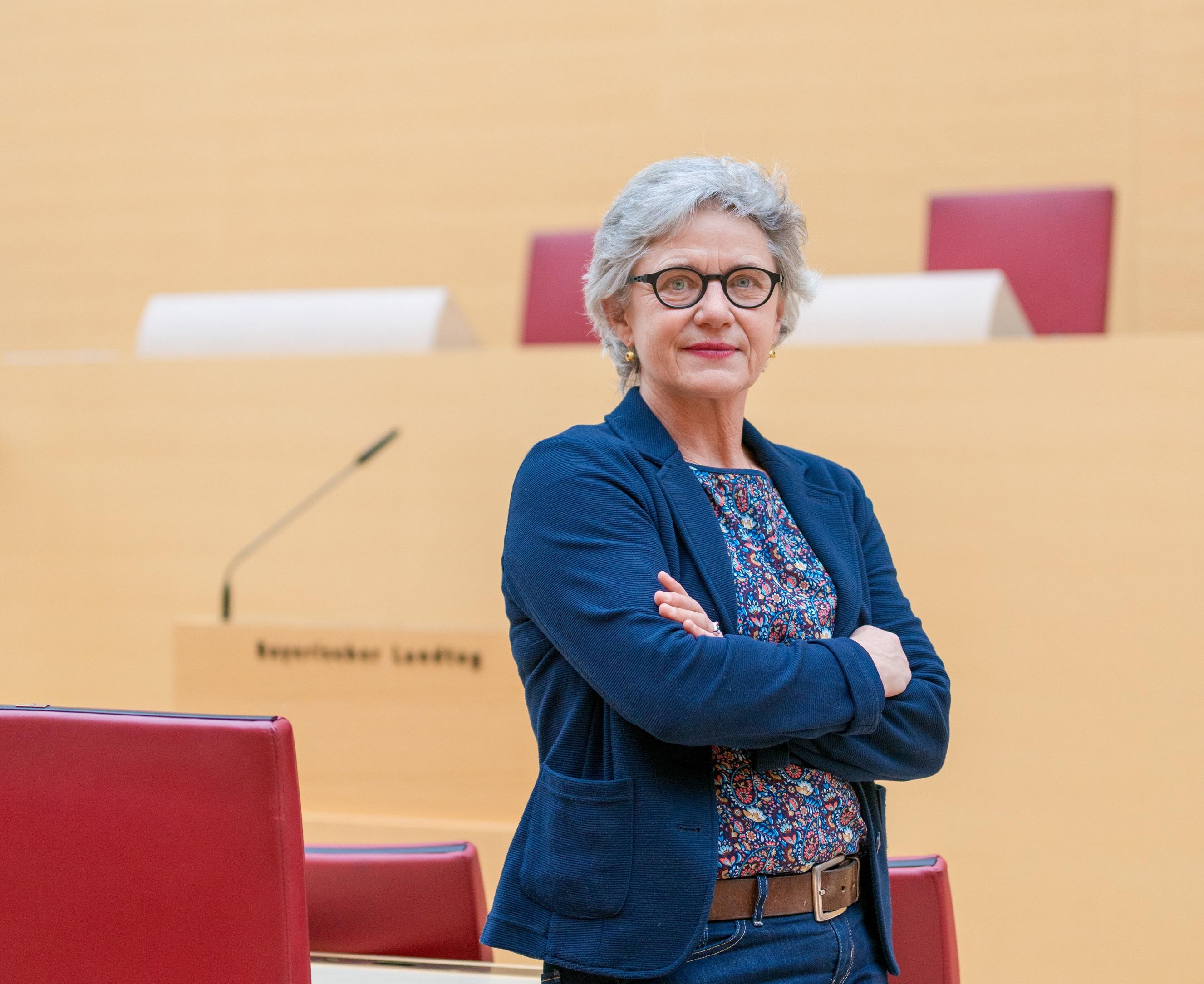 Bayerischer Landtag: Gabriele Triebel in den Landessportbeirat berufen
