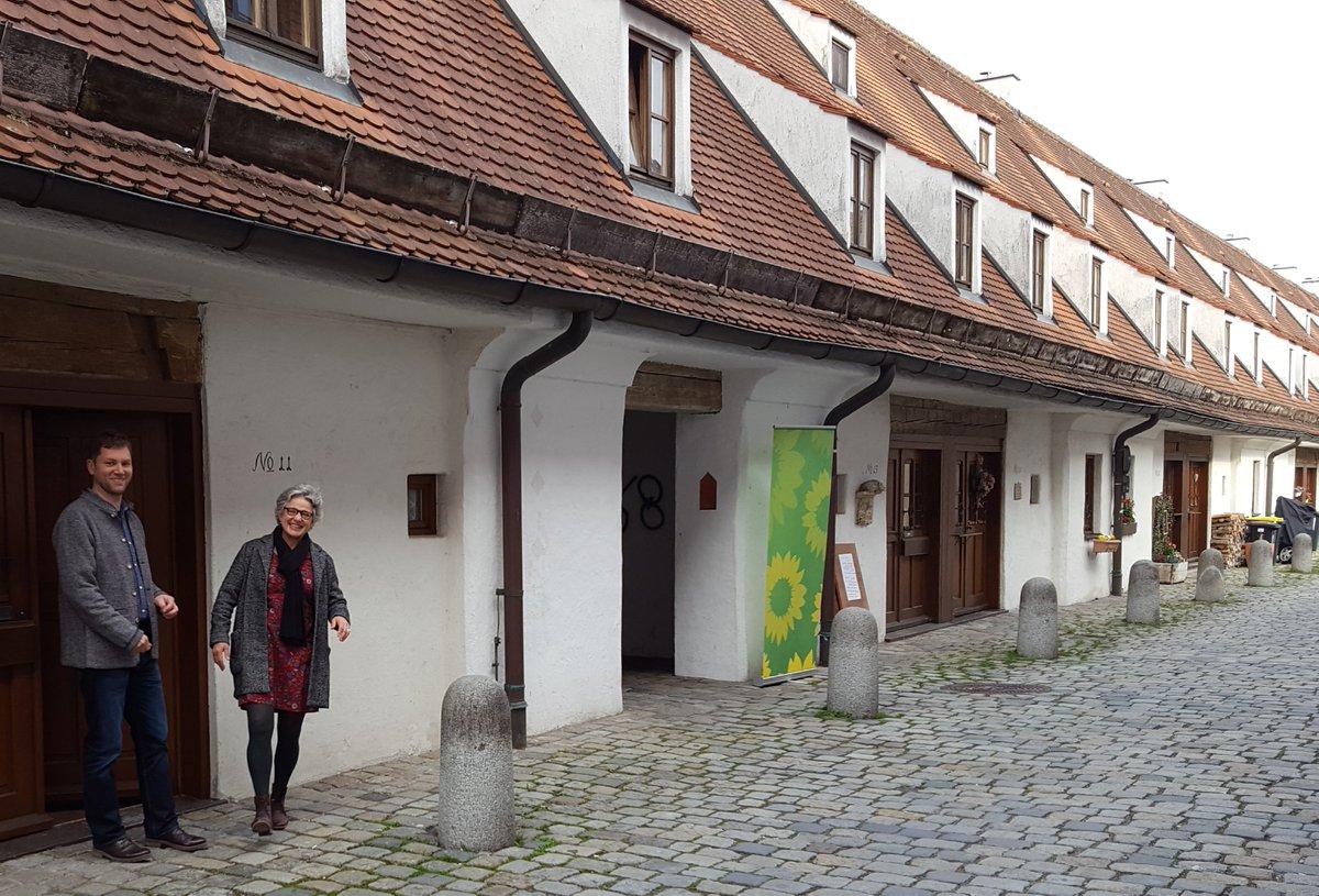 Öffnungszeiten unseres neuen Stimmkreis-Büros in Landsberg
