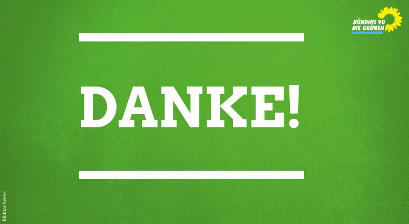 Europawahl 2019: Wir sagen Danke!