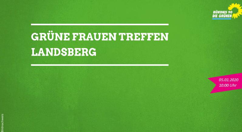 25.10.2019: Grüne Frauen Treffen