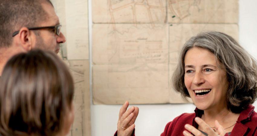 Grünes Kandidat*innengespräch: Wohnen & Ortsentwicklung